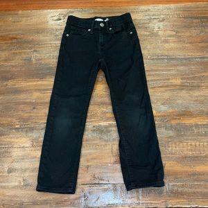 old navy boys skinny jeans size small karate slim